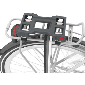Urban Iki Fietsstoel bevestiging voor bagagedrager grijs